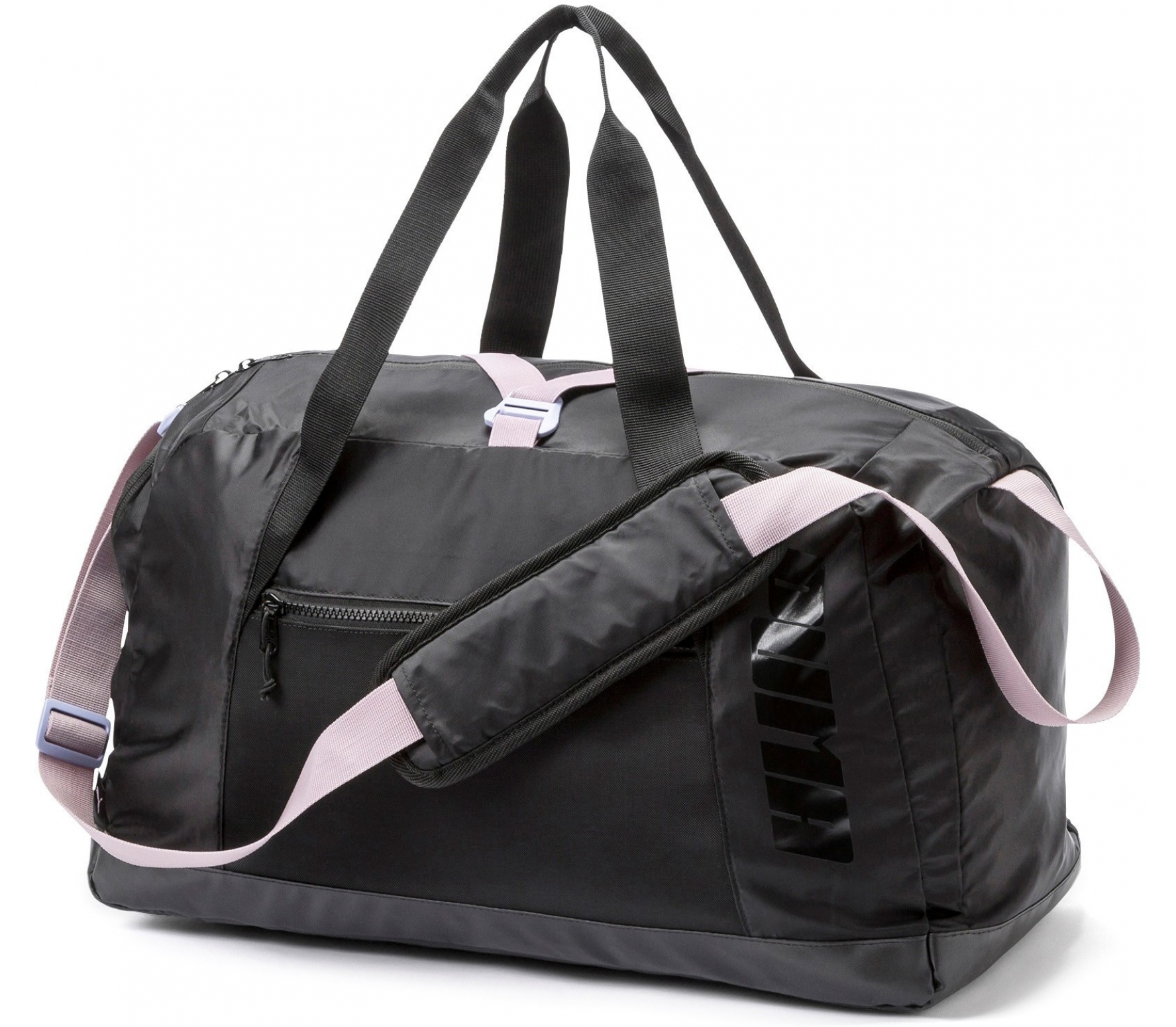 Puma - AT duffle bag women's training bag (black)