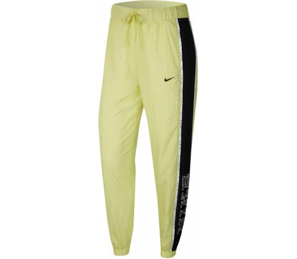 NIKE SPORTSWEAR Green Women Track Pants - 1