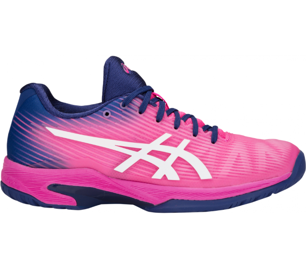 asics women's solution speed ff tennis shoes