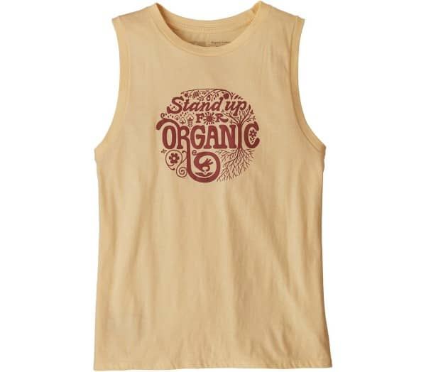 PATAGONIA Root Revolution Organic Muscle Women T-Shirt - 1
