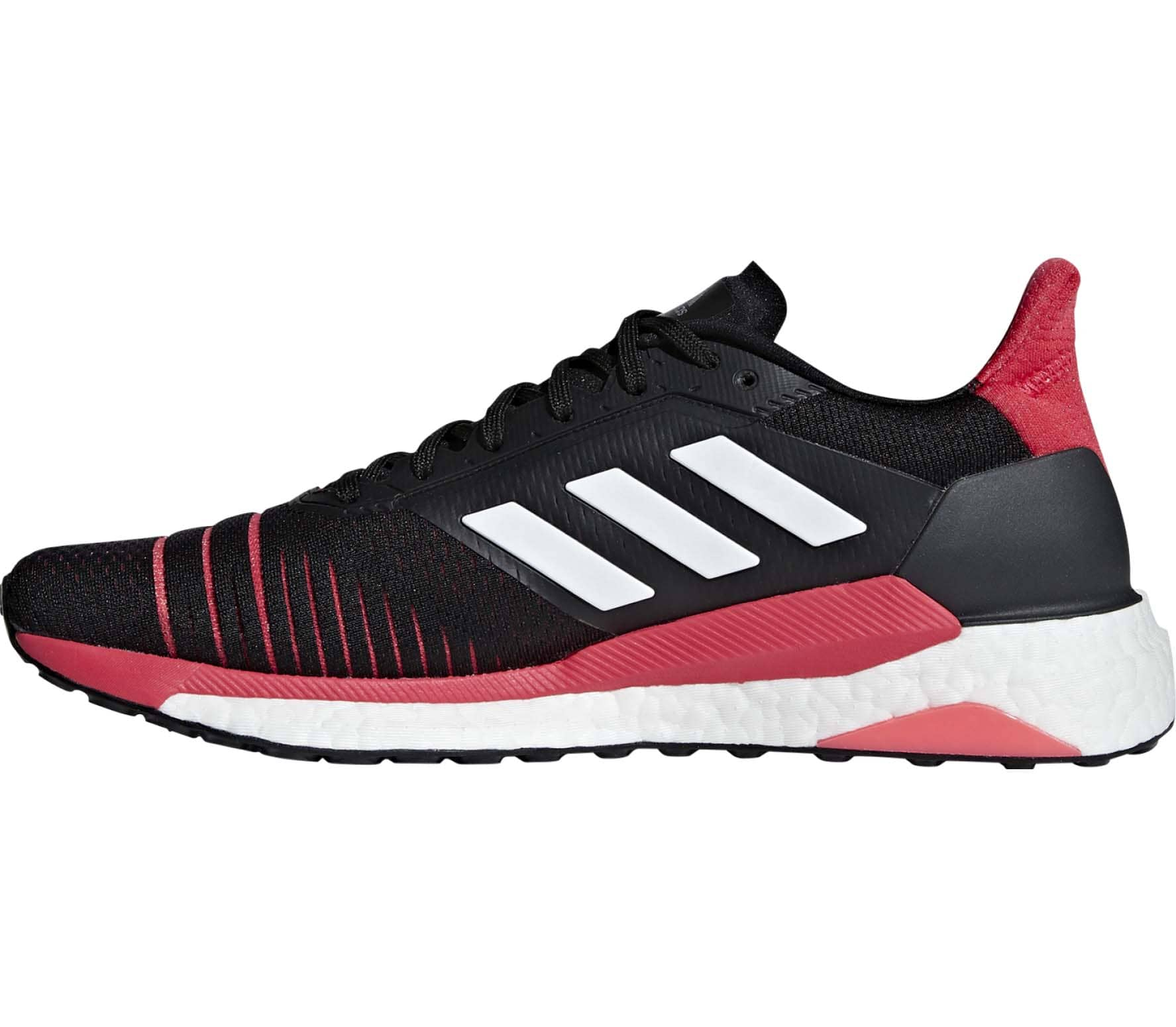 the latest f40db 16dd2 adidas - Solar Glide Hombre Zapatos para correr (negro)