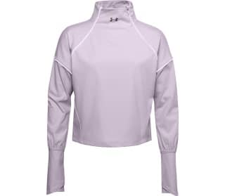 Under Armour ColdGear® Rush Crew Damen Halfzip