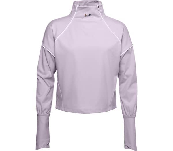 UNDER ARMOUR ColdGear® Rush Crew Dames Halfzip - 1