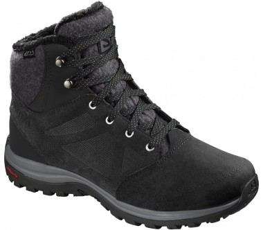 Salomon Ellipse Freeze Cs Wp Dames zwart