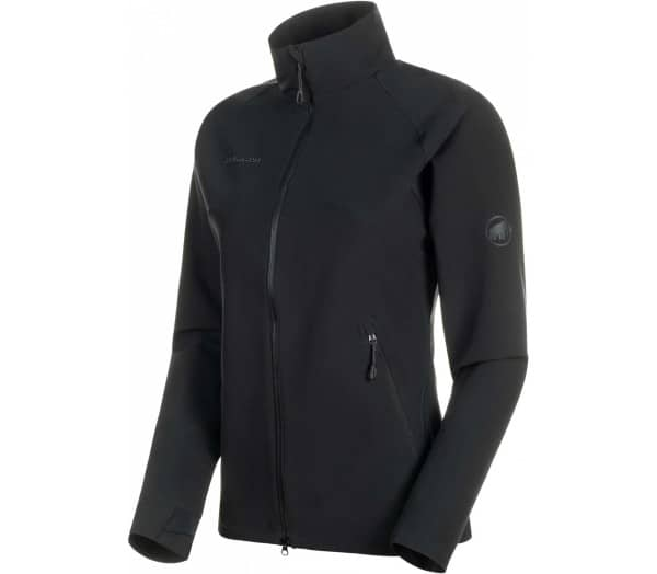 MAMMUT Macun Women Softshell Jacket - 1