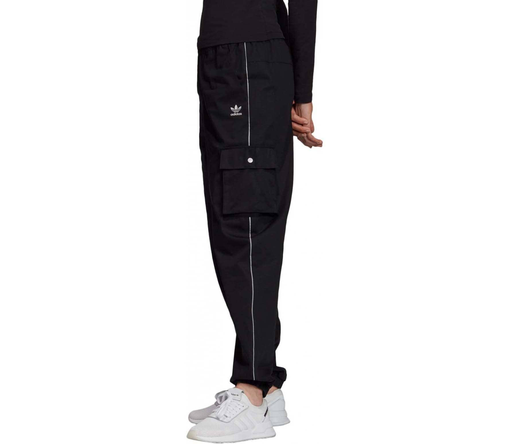 wide varieties good huge discount adidas Originals A2K Cargo Femmes Pantalon noir