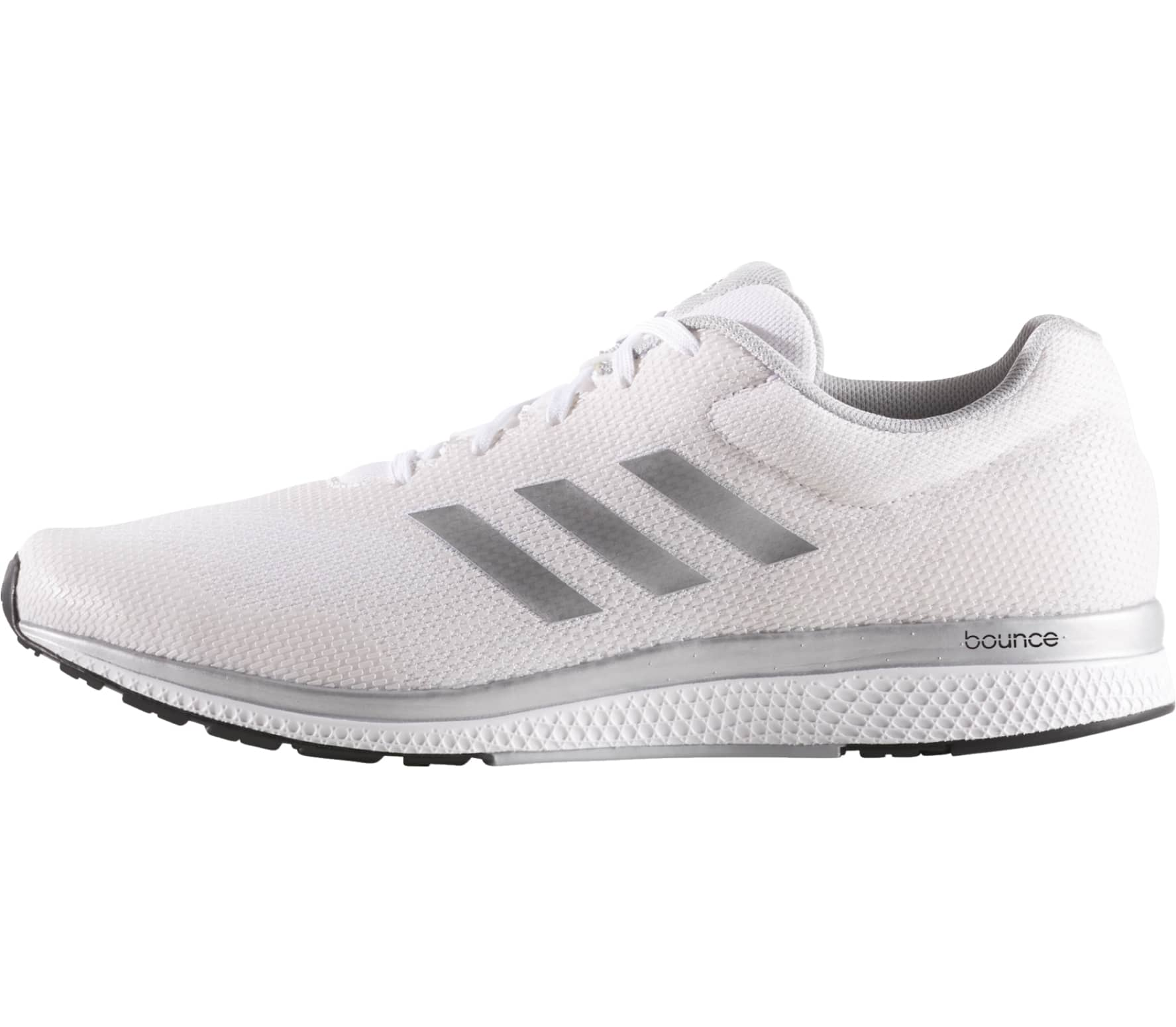 d59138008 Adidas - Mana Bounce 2 Aramis men s running shoes (white silver ...