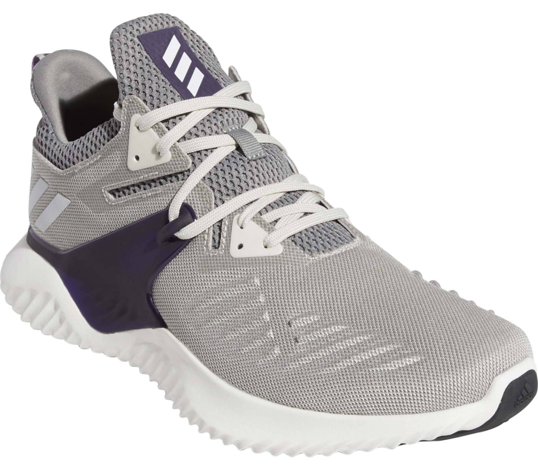 2 Laufschuh Beyond Unisex Alphabounce Silber Adidas wv0mN8On