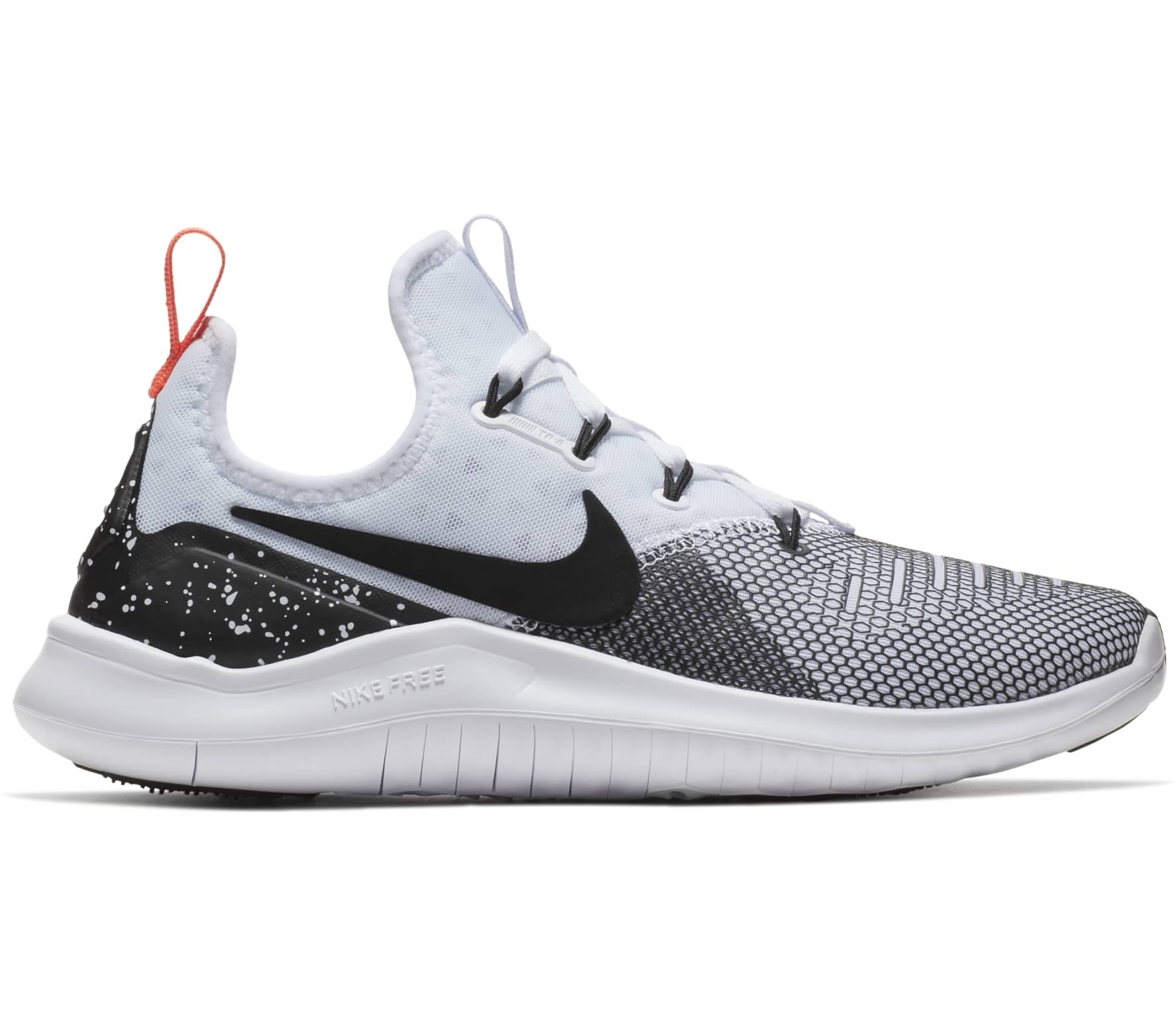 new styles 70dcf 51987 Nike - Free TR 8 womens training shoes (greywhite)