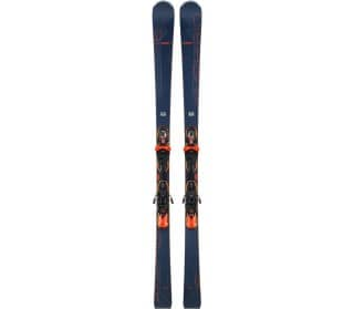 Amphibio 16 TI FusionX inkl. EMX 12.0 GW Unisex Skis with Bindings