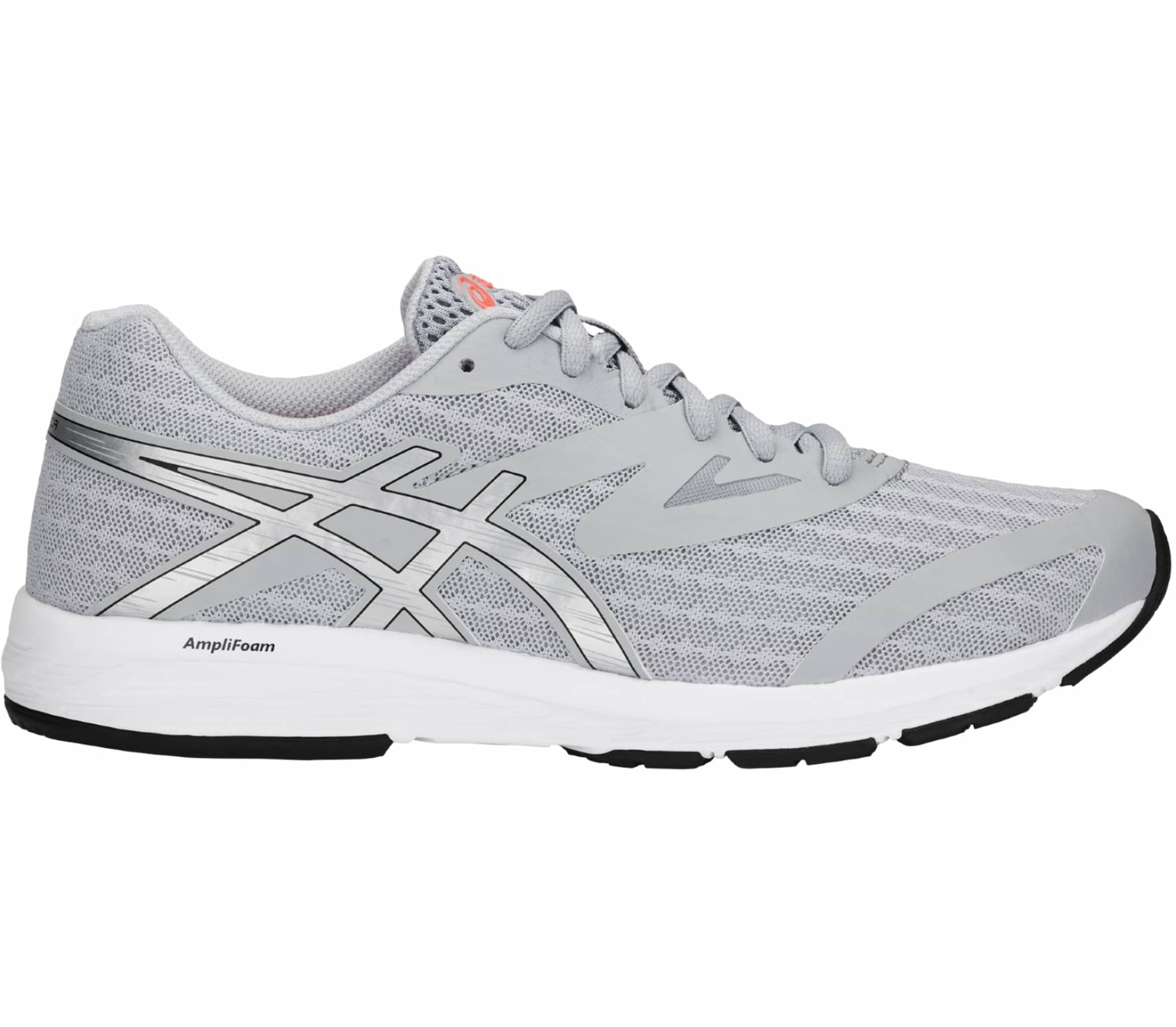 separation shoes 549e0 be078 ASICS Amplica Women silver