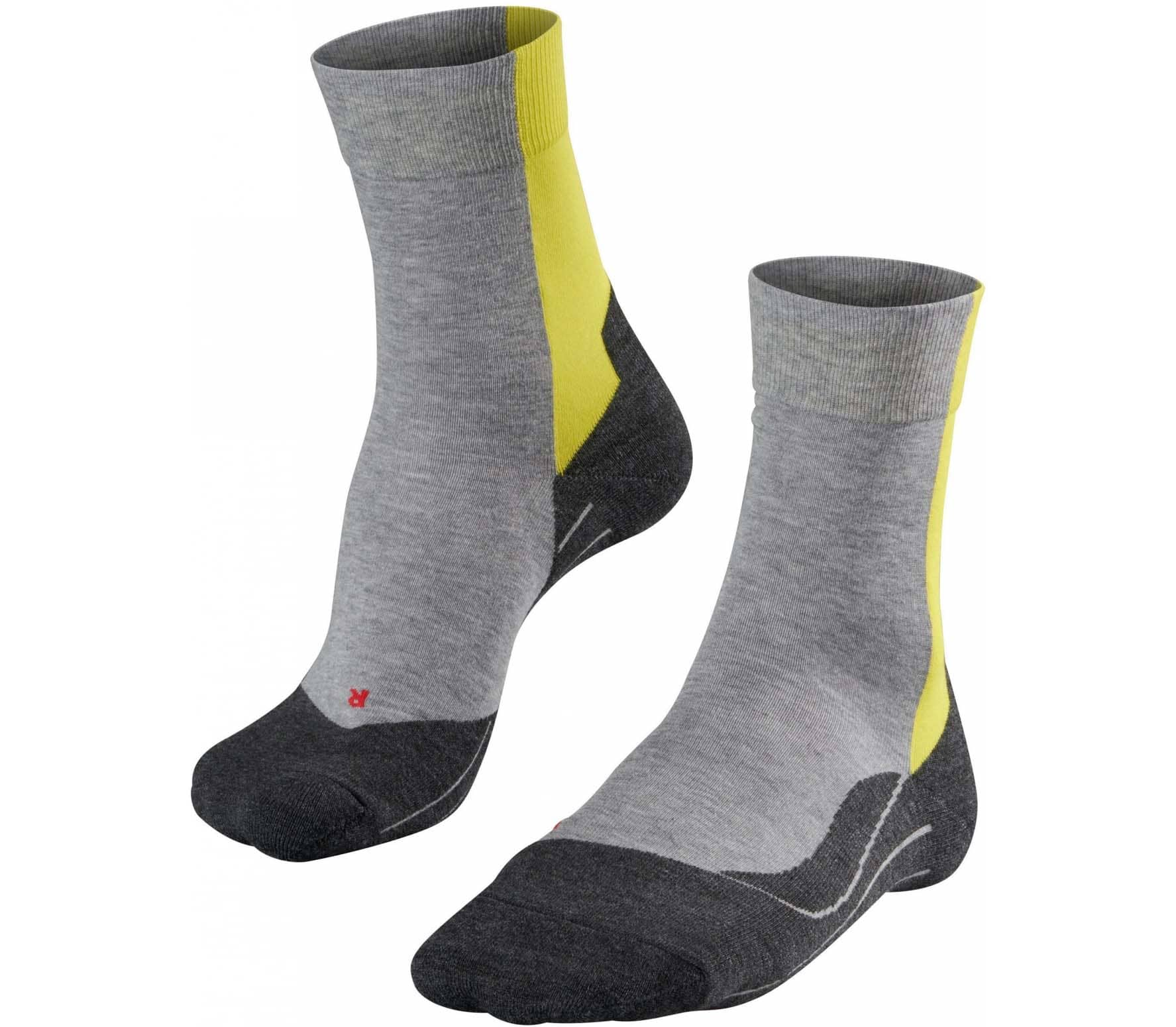 RU4 Thread Men Running Socks