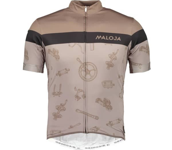 MALOJA ArturM. 1/2 Men Cycling Jersey - 1