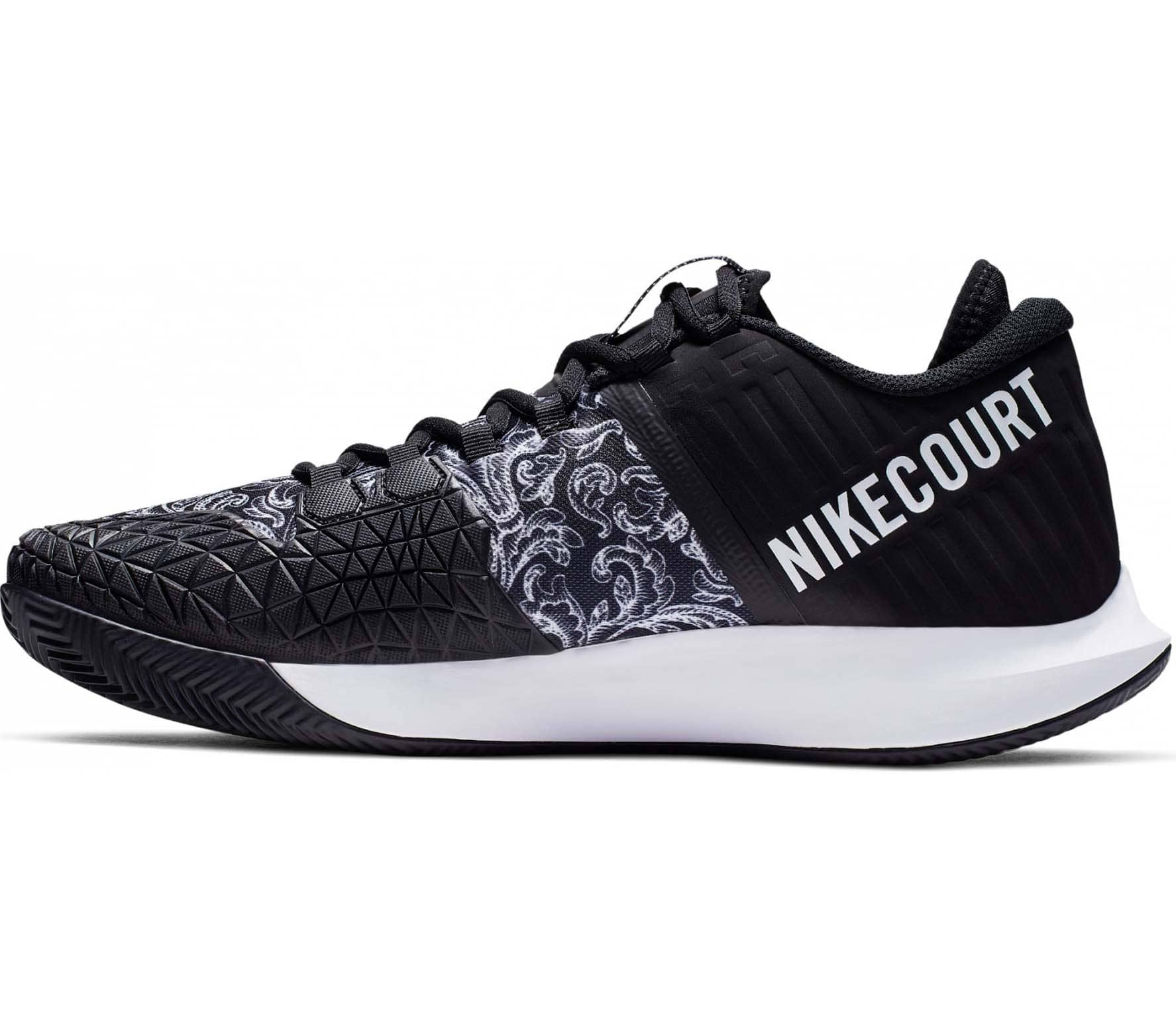 Nike Court Air Zoom Zero Clay Hombre negro