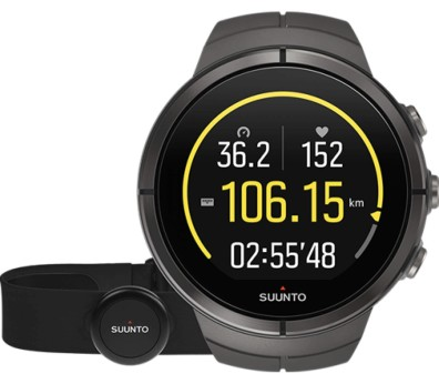 Suunto - Spartan Ultra Titanium HR outdoor watch (grey)