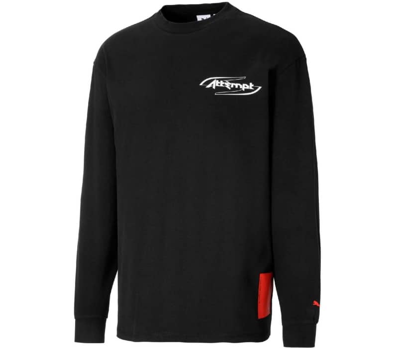 Puma x Attempt Heren Long-sleeve