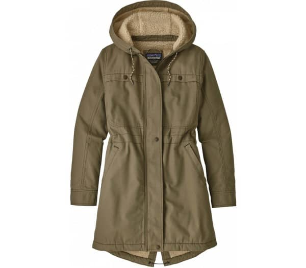 PATAGONIA Insulated Prairie Dawn Women Parka - 1