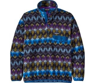 Patagonia LW Synchilla Snap Hommes Pull polaire