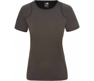 AMBI 1/4 ZIP Damen T-Shirt