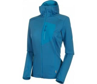 Aconcagua Light ML Dames Fleece Jas