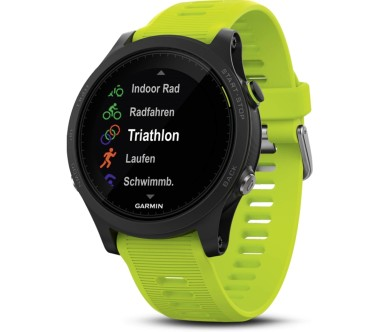 Garmin - Forerunner 935 Tri Bundle Running pm (yellow)