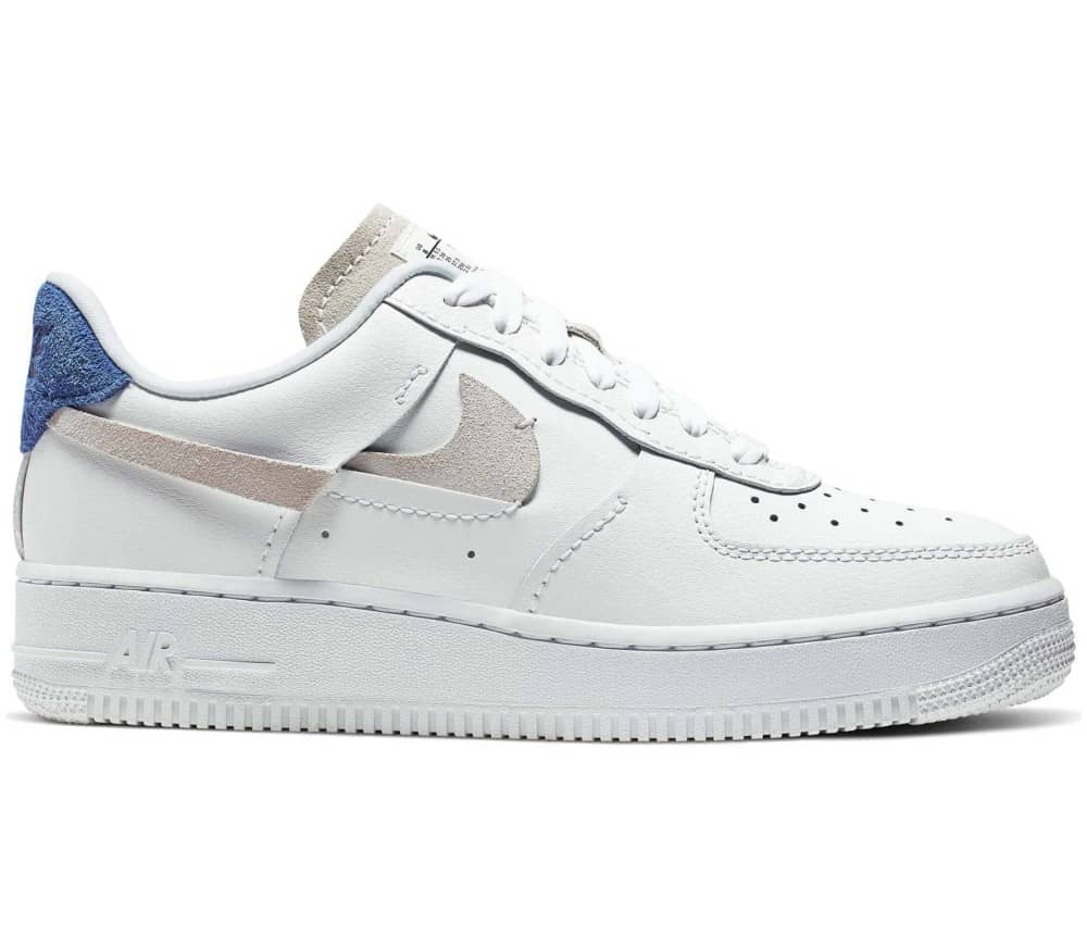 wmns air force 1 '07 lux vandalized
