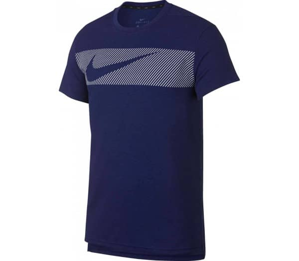 NIKE Dri-FIT Breathe Heren Trainingtop - 1