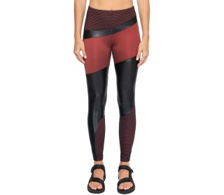 Deuces Shantung High Rise Damen Leggings
