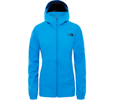 The North Face - Quest women's outdoor jacket (blue)
