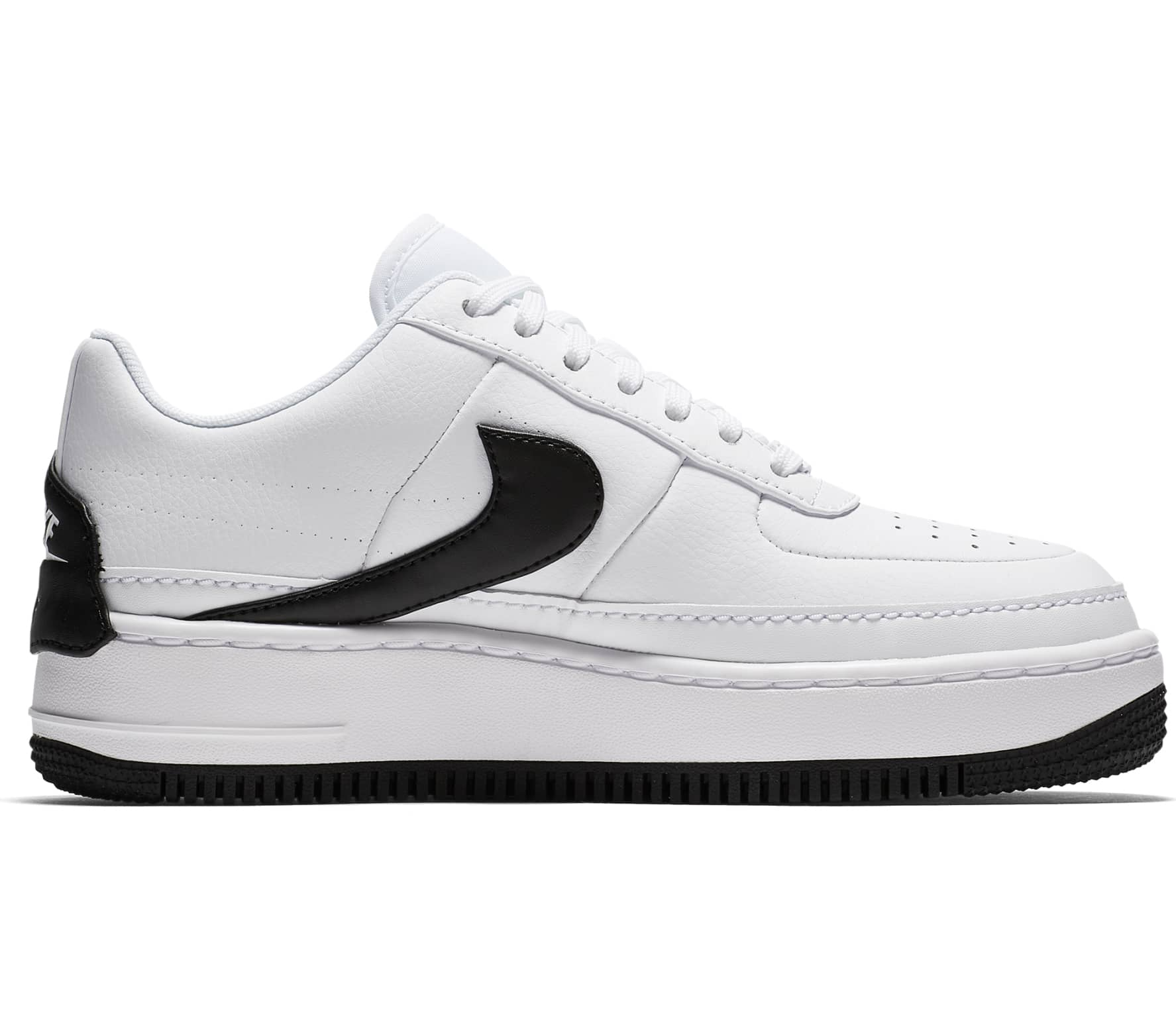 cheap for discount 98bce 43239 Nike Sportswear - Air Force 1 Jester XX women s trainers (white black)