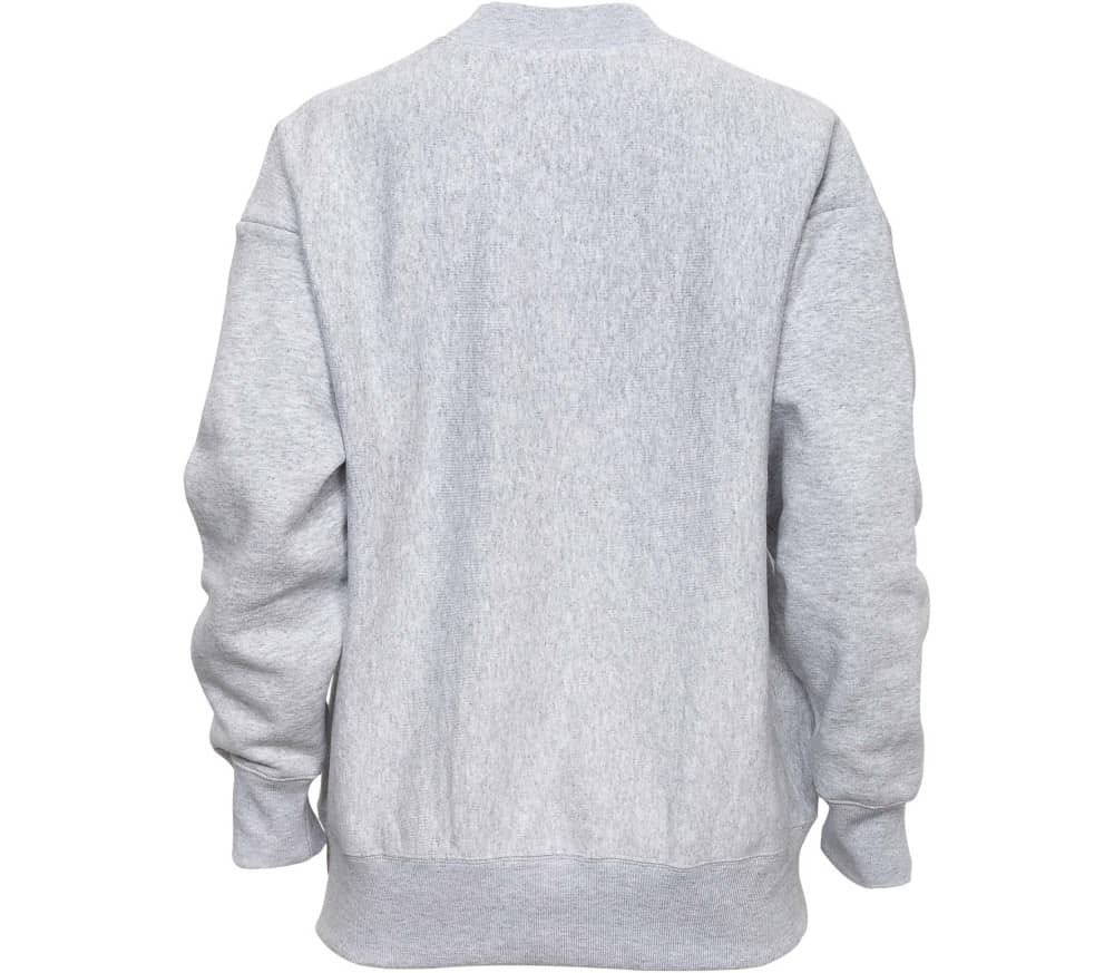 Reverse Weave Brushed Fleece Dam Sweatshirt