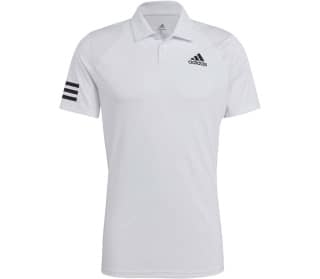 adidas Club 3-Stripes Uomo Polo da tennis