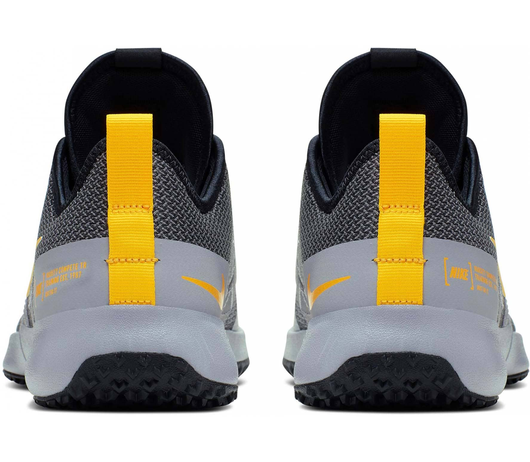 Nike Varsity Compete TR 2 Hommes Chaussures training gris