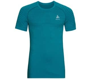 ODLO Crew Neck Seamless Element Men Running Top