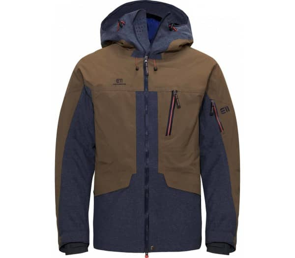 STATE OF ELEVENATE Brevent Men Ski Jacket - 1