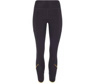 Frilled Women Yoga Tights
