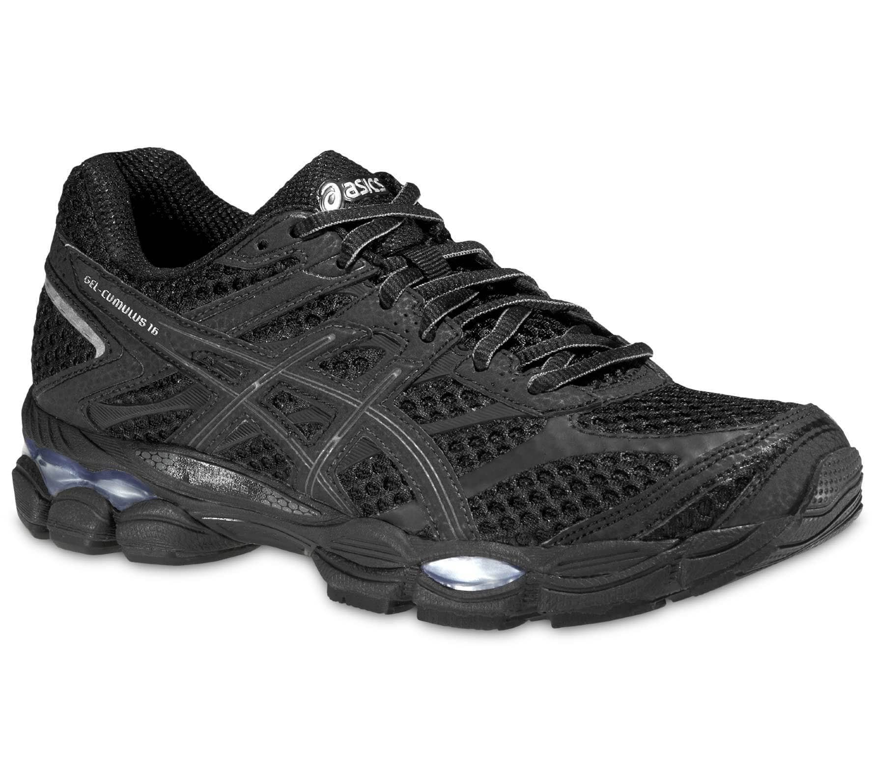 ASICS - Gel Cumulus 16 women's running shoes (black)
