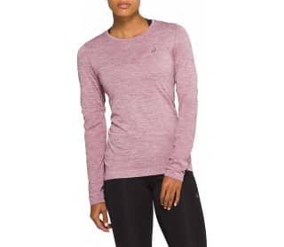 Race Seamle Ls Women Running Top