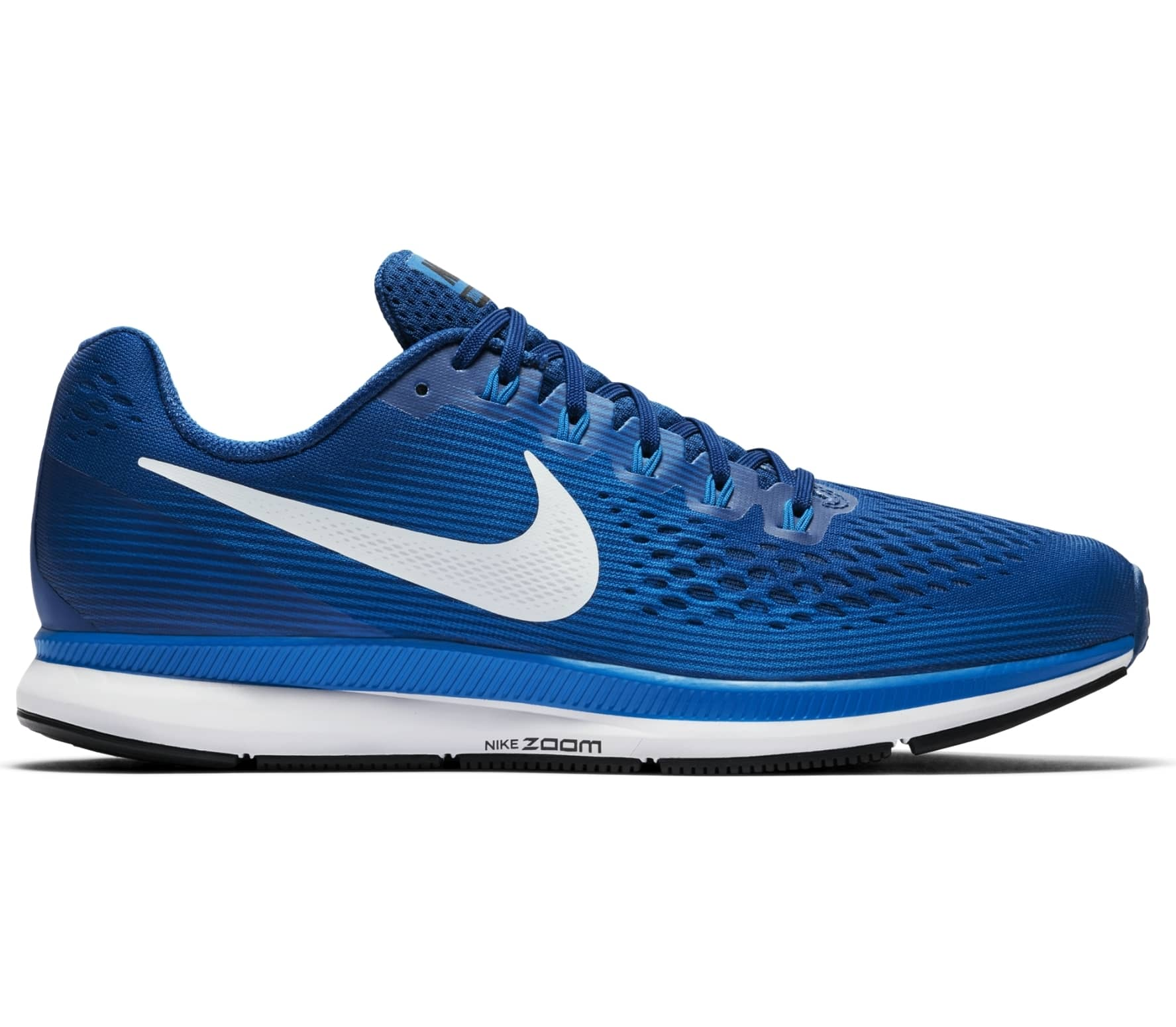 new product 66000 f4718 Nike - Air Zoom Pegasus 34 men s running shoes (blue white)