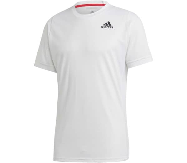 ADIDAS Flif Solid T High Rise Men Tennis Top - 1
