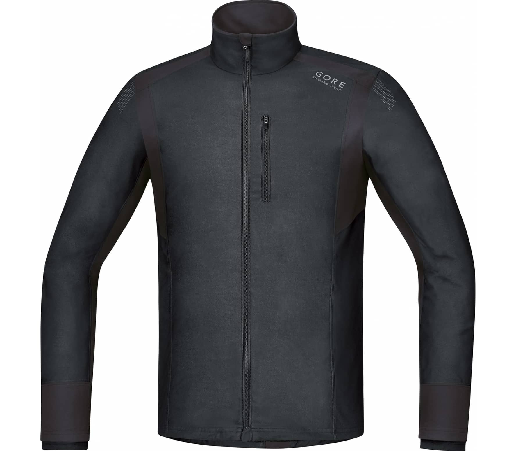 GORE Wear® - Air GWS long-sleeved men's running jacket (anthracite) - S thumbnail