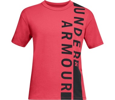 Under Armour Q1 Fashion Graphic Shortsleeve Donna