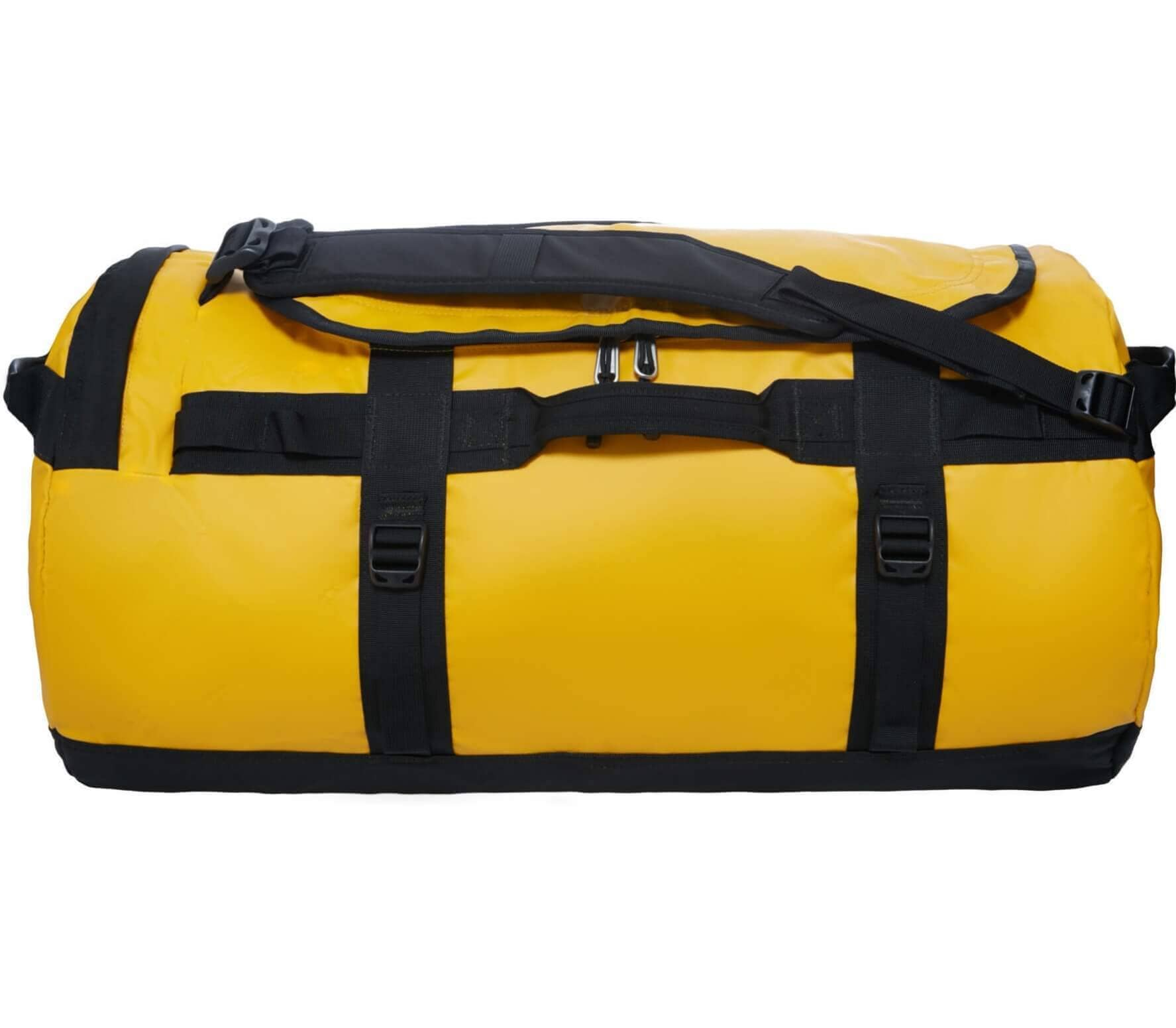 The North Face - Base Camp duffel Bag M (gul/sort) thumbnail
