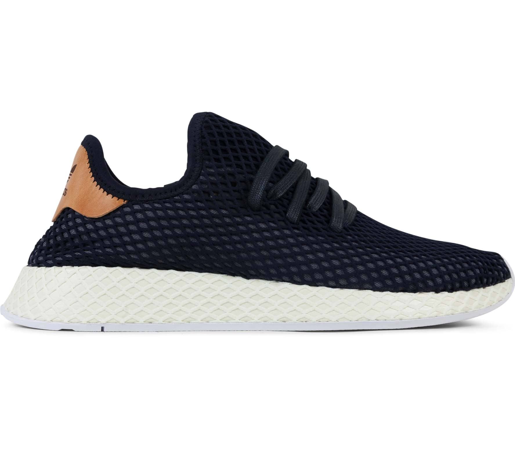 purchase cheap 9c59a de4af adidas Originals - DEERUPT RUNNER Herren Sneaker (schwarz)