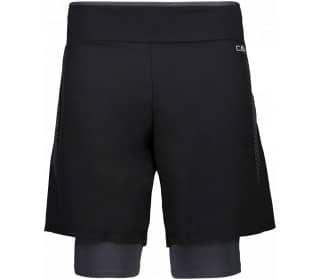CMP Bermuda 2-In-1 Men Shorts