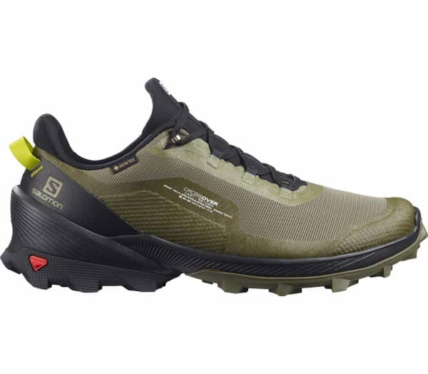 SALOMON Cross Over GORE-TEX Men Hiking Boots - 1