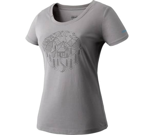 DYNAFIT Graphic CO Mujer Camiseta - 1