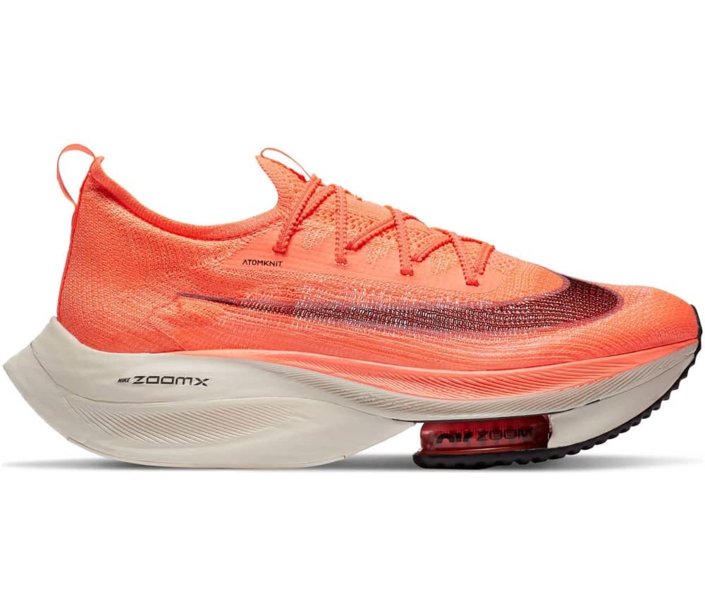 NIKE Air Zoom Alphafly Next% Herren Laufschuh (orange) 299,90 €