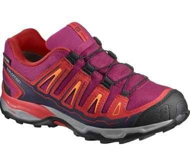 Salomon - X-Ultra GTX Junior Hikingschuh (rot/schwarz)