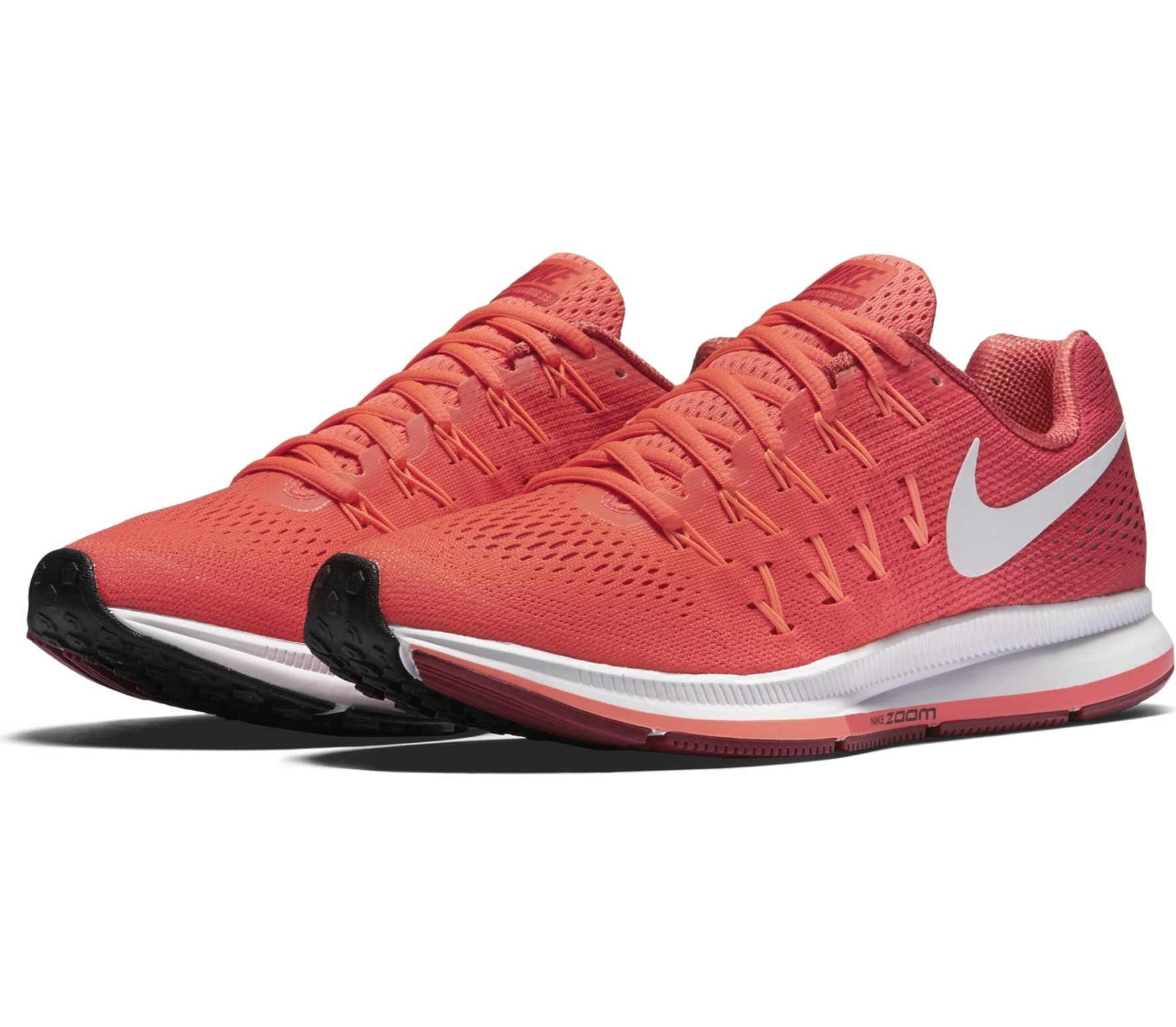 quality design 00beb 626ba Nike - Air Zoom Pegasus 33 women s running shoes (red)